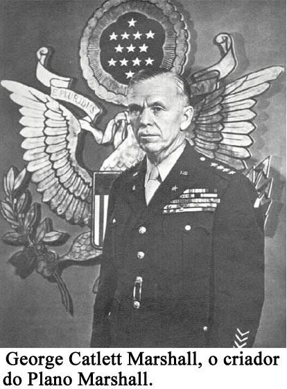 Primeira E Segunda Guerra Mundial Plano Marshall