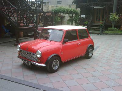 My Mini Morris Cooper Bandung Jual Morris Mini Cooper Classic 1976