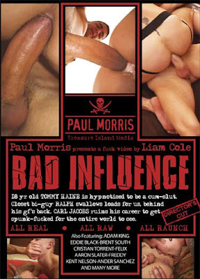 Bad Influence Liam Cole Paul Morris Treasure Island Media