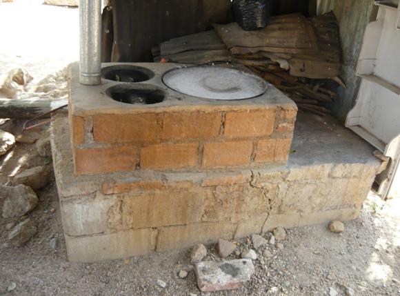 Investigacion de campo formacion ambiental - Como hacer una cocina de lena ...