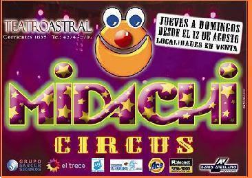 midachi circus