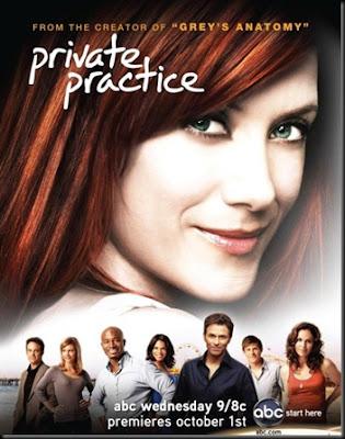 Assistir Private Practice 5 Temporada Dublado e Legendado