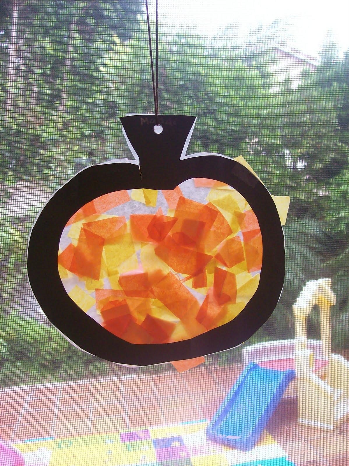 Fun At Preschool Pumpkins Pumpkins