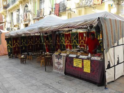 Medieval De Vivo Mercado Alicante El ~ CxBrdoeW