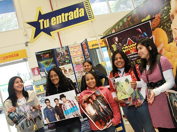 Jonas Brothers En Lima Las Entradas Ya Están A La Venta