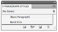Design tip bits: Alphabetical list in InDesign