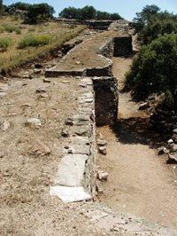 Muralla romana de Bernardos