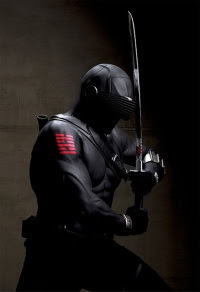 Snake Eyes - GI Joe II