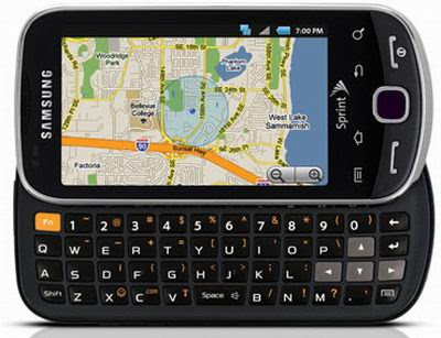 Samsung Intercept: How to Fix GPS After Android 2.2 Update