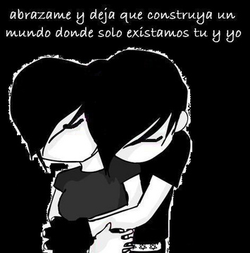 Many Images Imagenes De Amor Emo Con Frases Parte 1