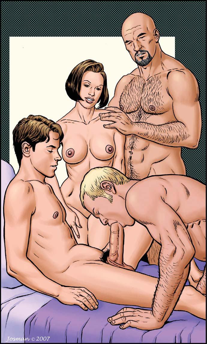 Asia sex threesome ass