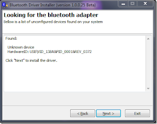 generic bluetooth driver windows 10 download