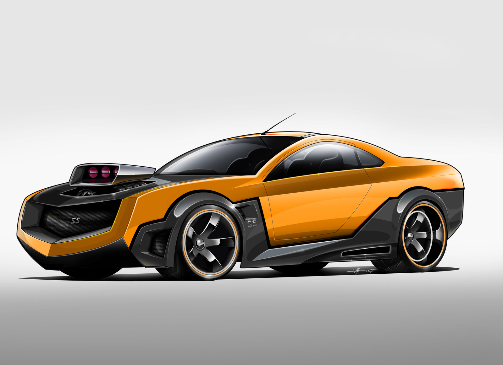 Free Wallpaper Arta Cafelei Concept Cars Wallpapers