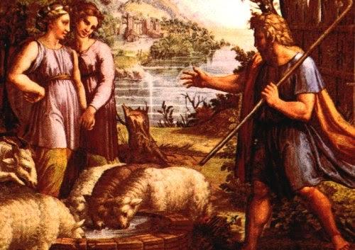 Encomienda de Barcelona: Personajes de la Biblia: Jacob y ...