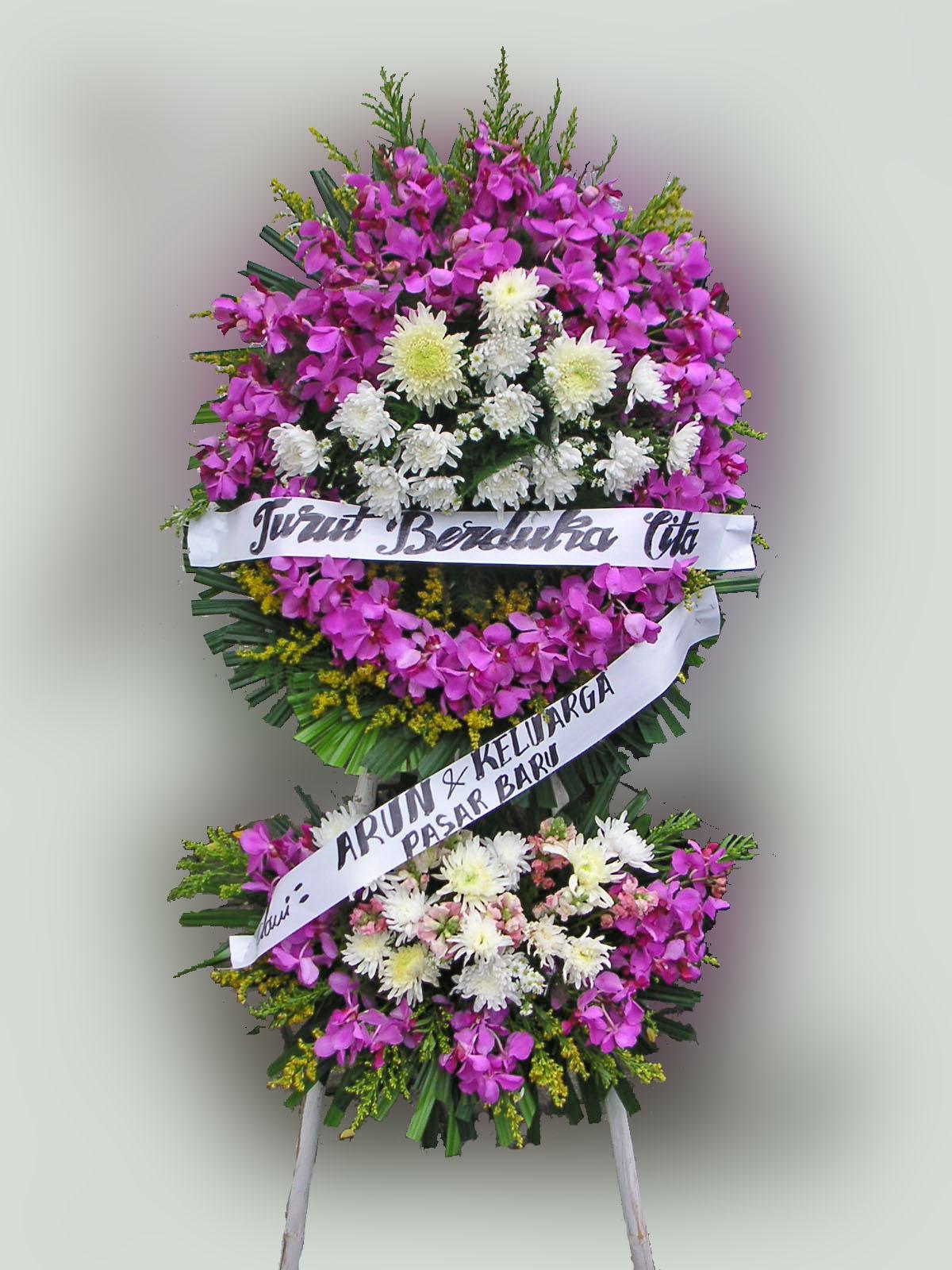 Angel's Florist: KARANGAN BUNGA