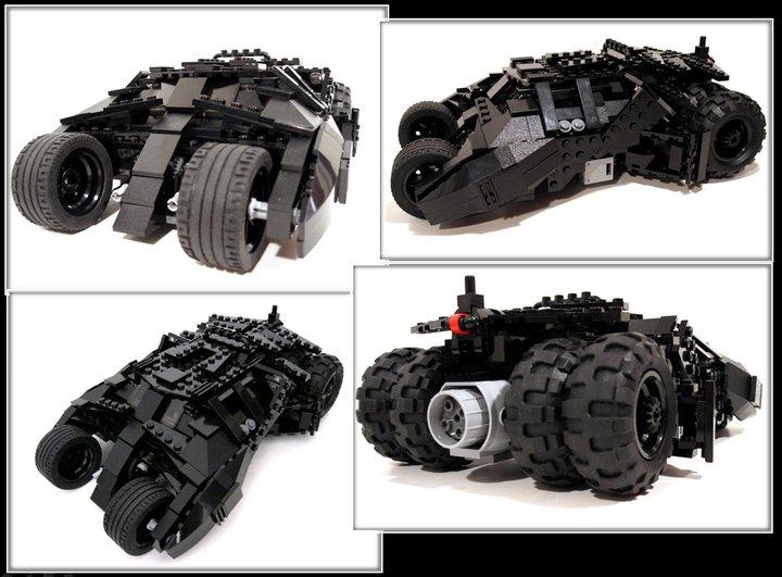 boris bricks lego batman tumbler moc. Black Bedroom Furniture Sets. Home Design Ideas