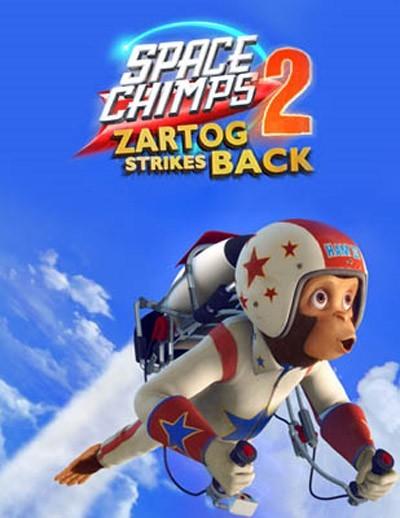 Space Chimps 2 : Zartog Strikes Back   Legendado