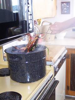 Everything Coastal Cooking Rock Crab