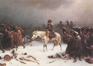 Napoleon derrota Rusia