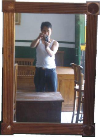 Cermin dan Meja Rias  Rumah Jati Jepara
