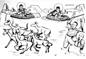 Hyperborean Vibrations: UFOs in Ancient Religious and
