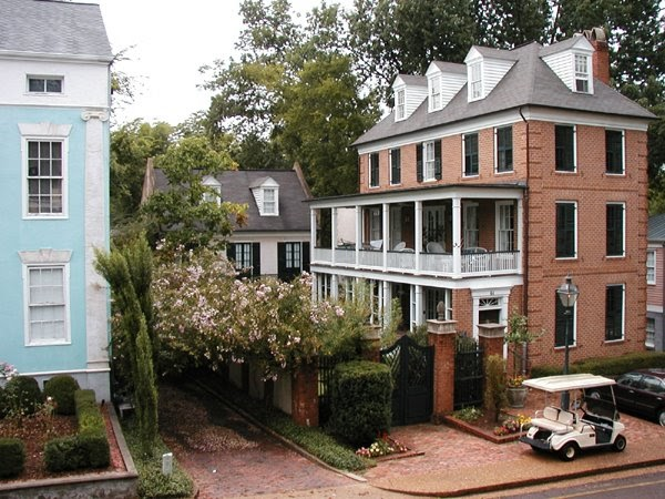 The Architecturalist: The Cotton District