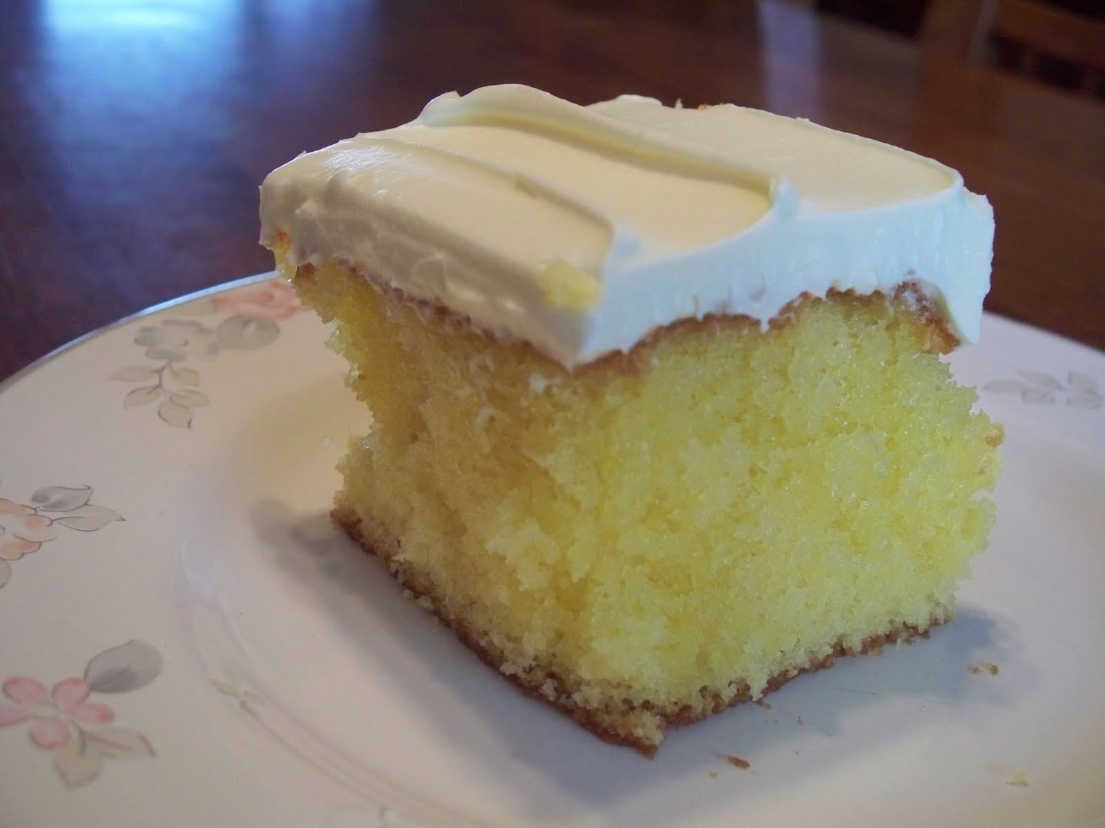 Betty Crocker Lemon Jello Cake