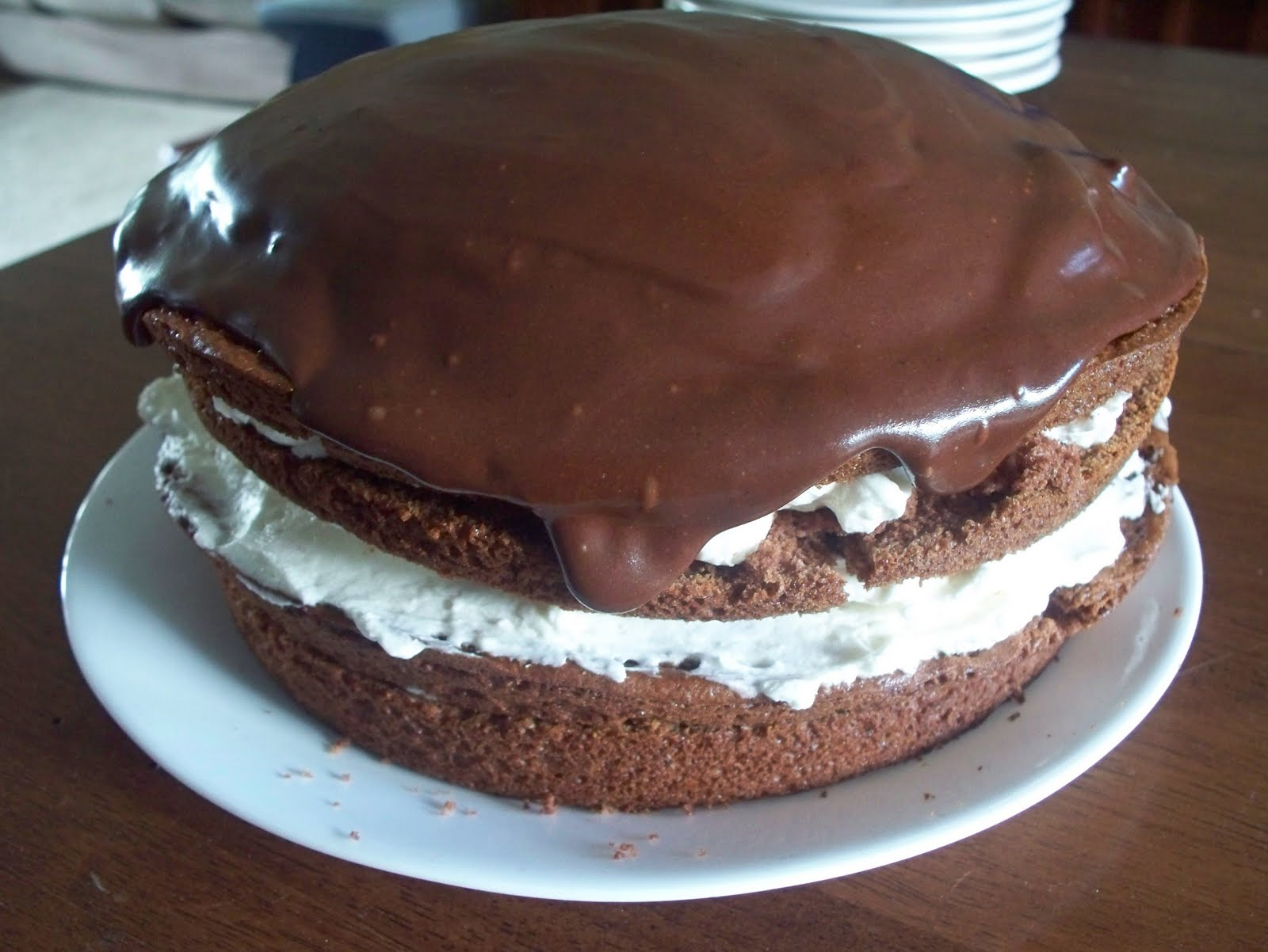 The Sugar Queen: Ho-Ho Cake