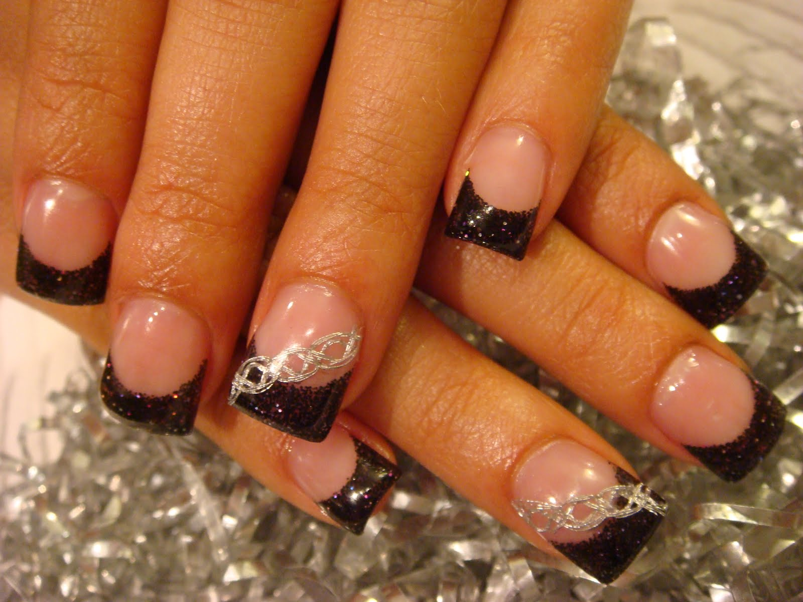 HALLOWEEN NAIL ACRYLIC ART CLASS! | Nails Acrylic