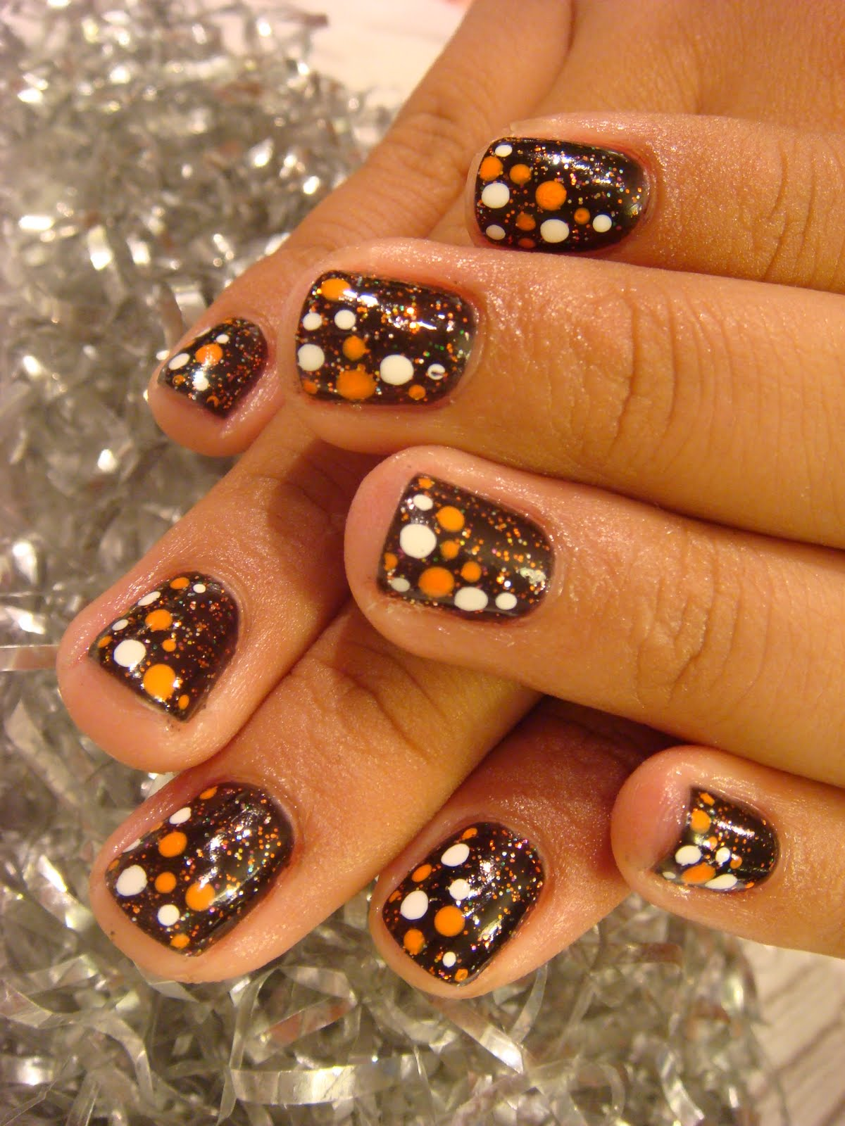 Halloween Nails: Halloween Nails Acrylic