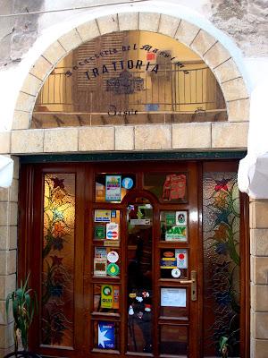 Trattoria Basile a Palermo