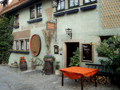 Coaching for Pizza: Rothenburg ob der Tauber