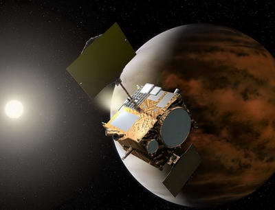 Japan's JAXA satellites Orbiting Planet Venus Akatsuki Fails