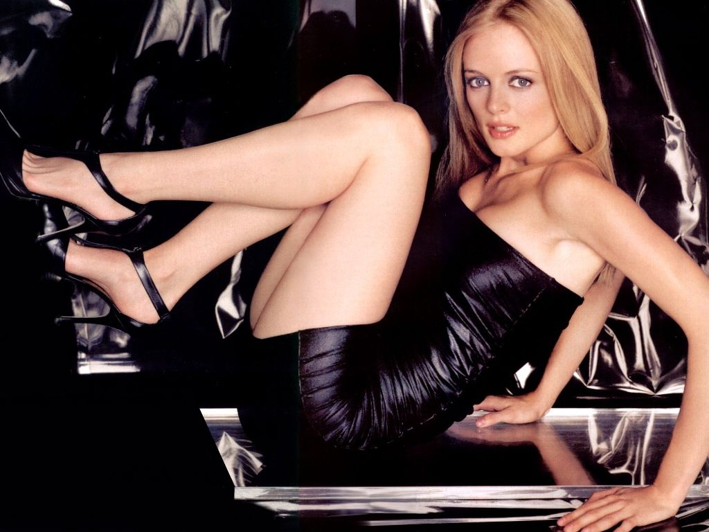 heather graham model