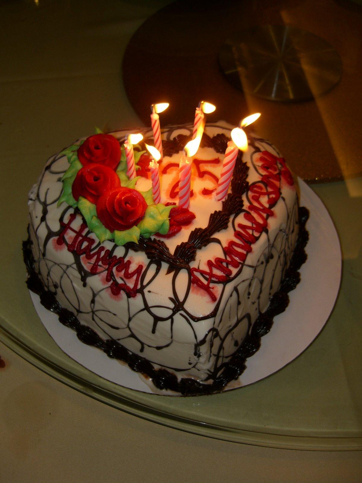 In This Life Of Mine Happy 25th Anniversary Mum Amp Pa