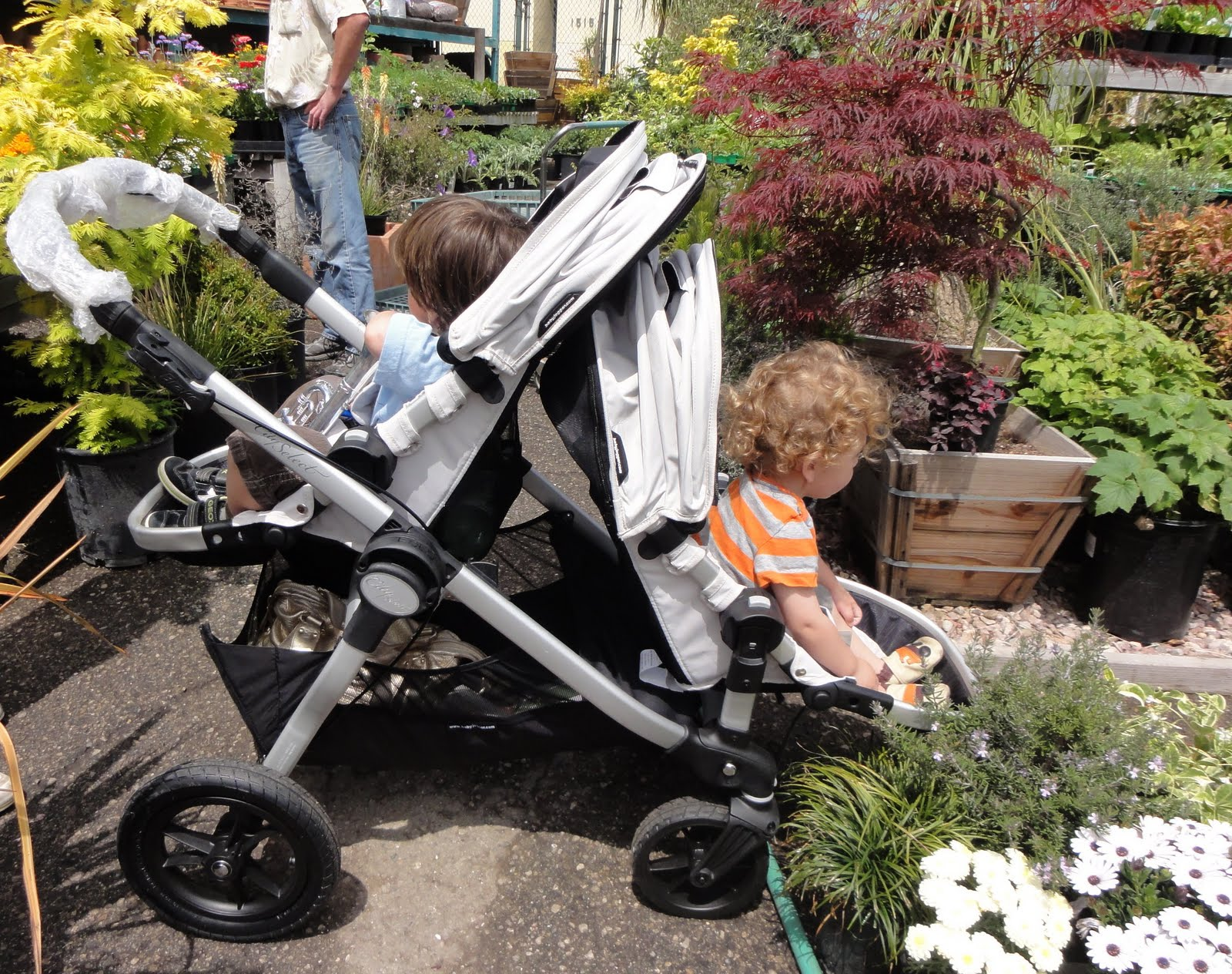 Baby Jogger City Select Stroller Review Strollerqueen