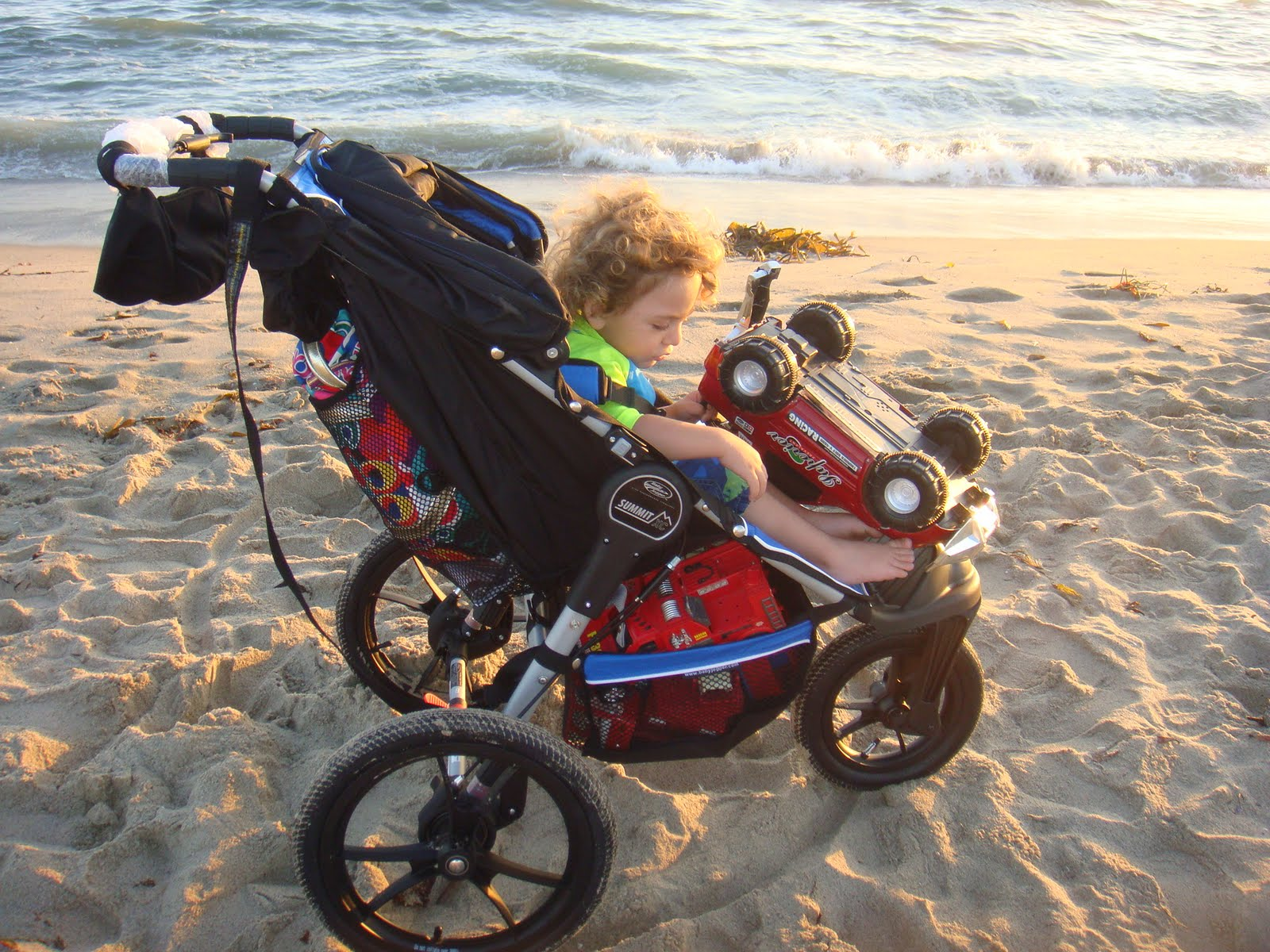 Baby Beach Stroller The Best Beaches In World