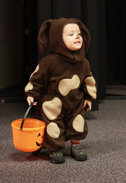 Dance to Create: Toddler Dog Costume