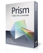 Prism Video Converter Software Box