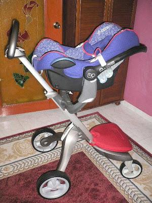 yaz 39 s hot items to let go stokke xplory basic pushchair red. Black Bedroom Furniture Sets. Home Design Ideas