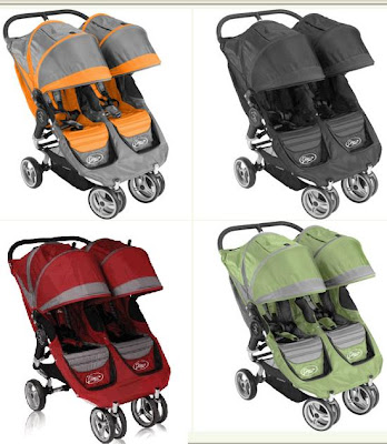 Yaz Very Own Strollers Safe Haven Baby Jogger City Mini