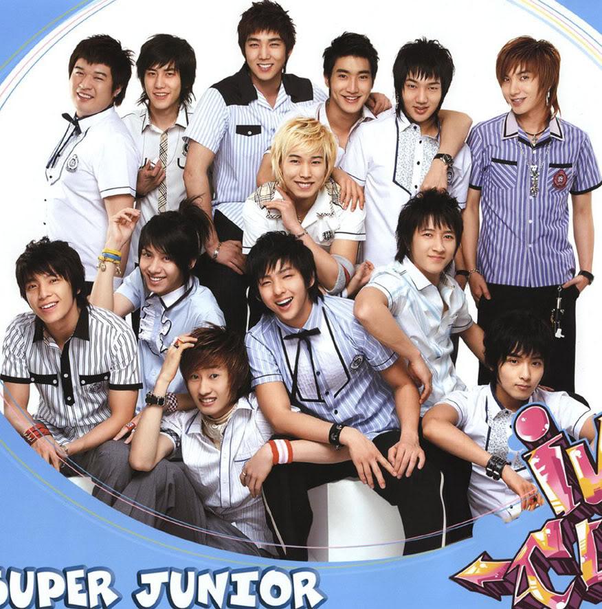 Super junior songs