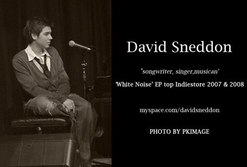 David Sneddon Music Fan Blog
