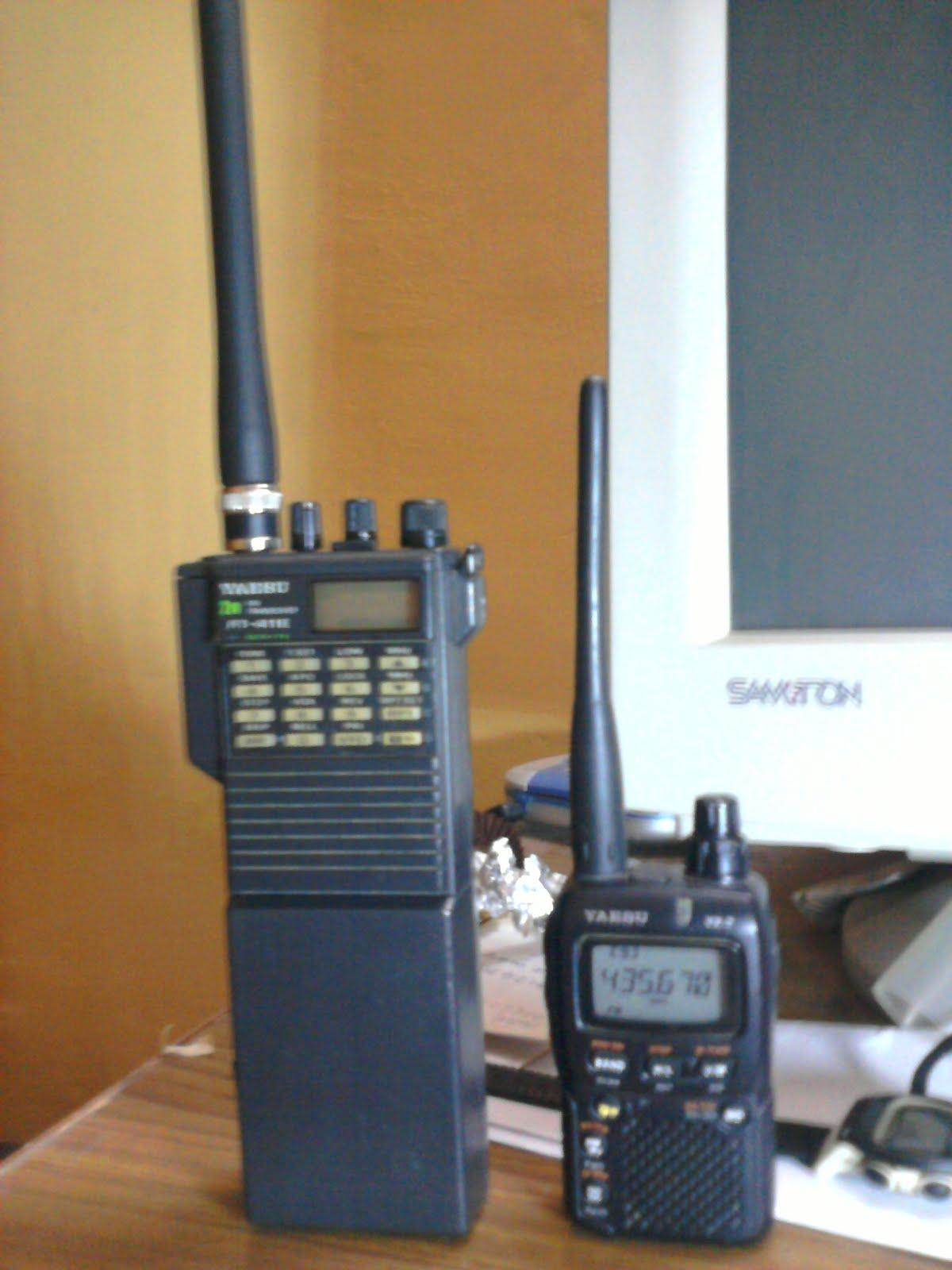 neo the nomad fixing yaesu ft 411e audio problem