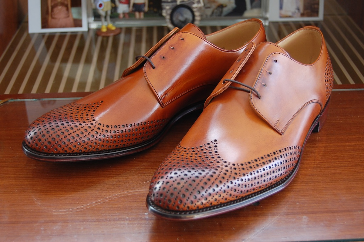 Men's Shoes May Enhance Your Style