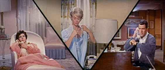 Vintage Film Decor Obsession Pillow Talk