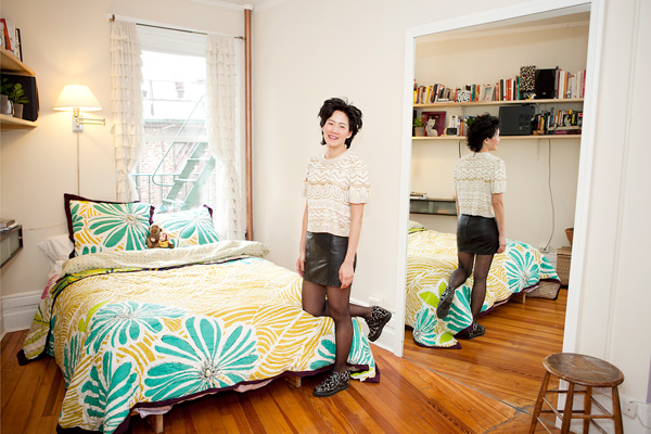 During Thanksgiving Shoe Designer Ce Chin Came To Stay At The Seaside Garage Our Mutual Friend Was Getting Married Down Street And She Needed A
