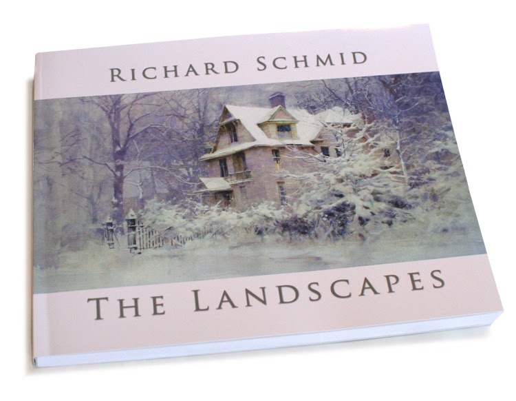 Ryan Mellody Art Richard Schmid The Landscapes