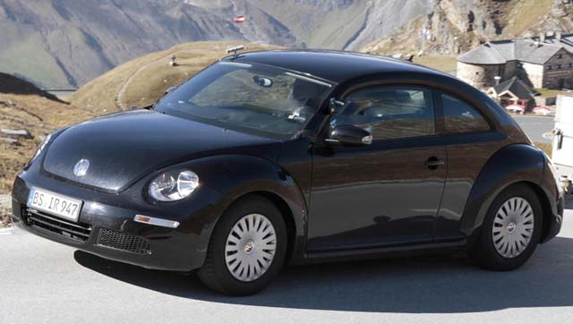 novo vw new beetle 2012. Black Bedroom Furniture Sets. Home Design Ideas