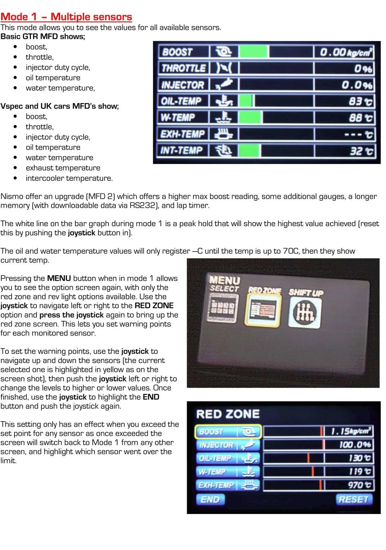 Nissan Skyline R34 MFD Display Swap into R33 R32
